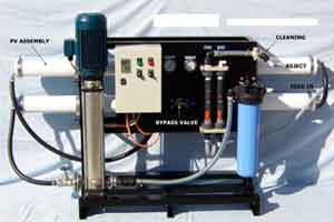 Mains Water & Low Salinity Desalinators